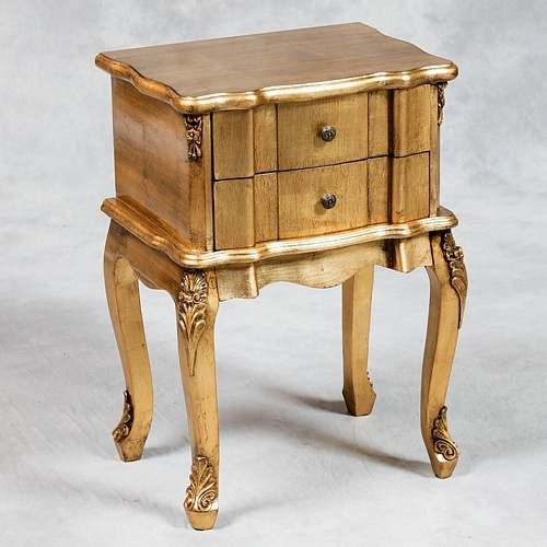 Versailles Antique Gold French Side Table. Tables U003e Coffee And Side Tables
