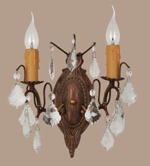 Bronze French Wall Sconce Lighting > Wall Lights