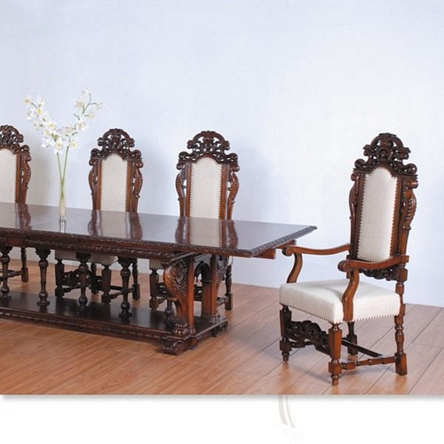 Henry The 8th Dining Room Set Tables > Dining Table