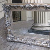 Antique Style Mirrors