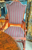 The Jacobean Carver Chair