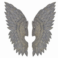 Pair of Feather Effect Wings