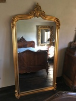 The Annecy Mirror - Antique Gold: 6FT